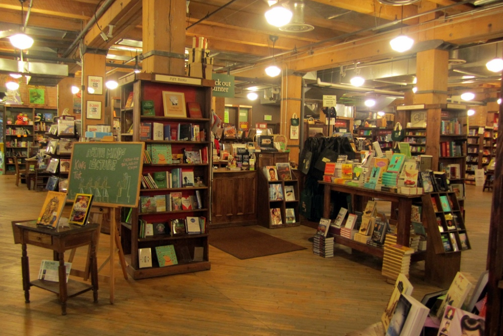 Photo of Tattered Cover bookstore