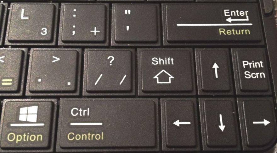 keyboard photo by Laura Scott
