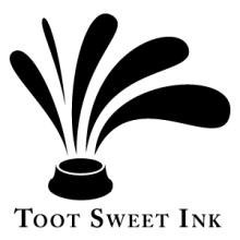 Toot Sweet Ink logo 300px